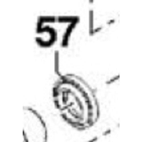 Comet hogedrukreinigers 0019 0058 - Oil seal 14x22,2x5/7