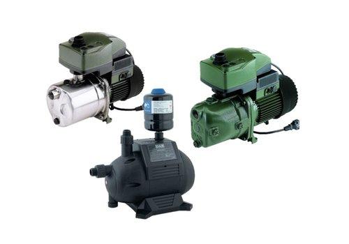 Waterpompen met presscontrol