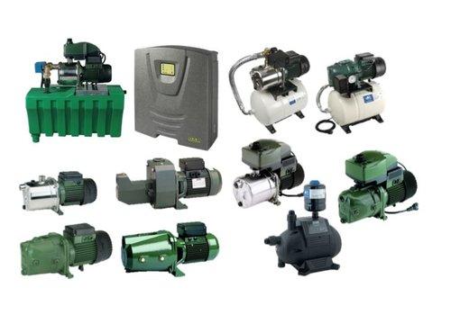Alle zelfaanzuigende waterpompen