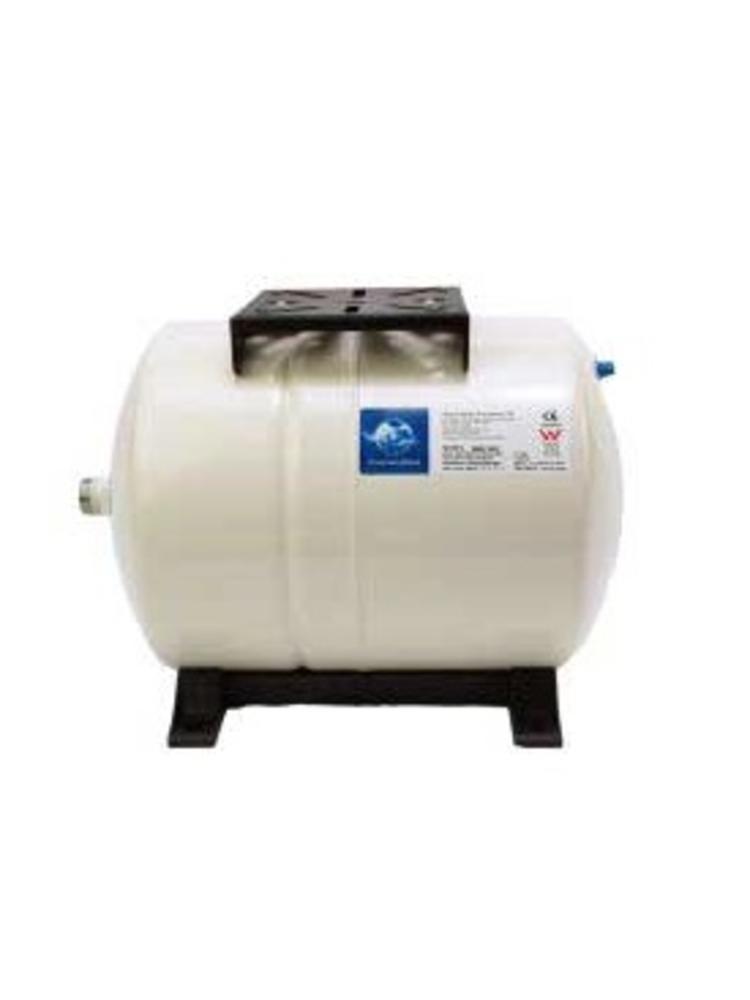 """Global Water Solutions Pressure Wave 60 liter horizontaal - 1"""" aansluiting - membraanvat"""