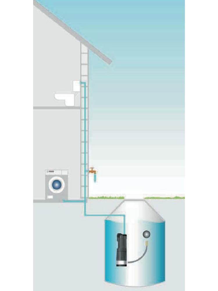 DAB pumps DAB DIVERTRON 1200 M - 5400 l/h - 1 pk