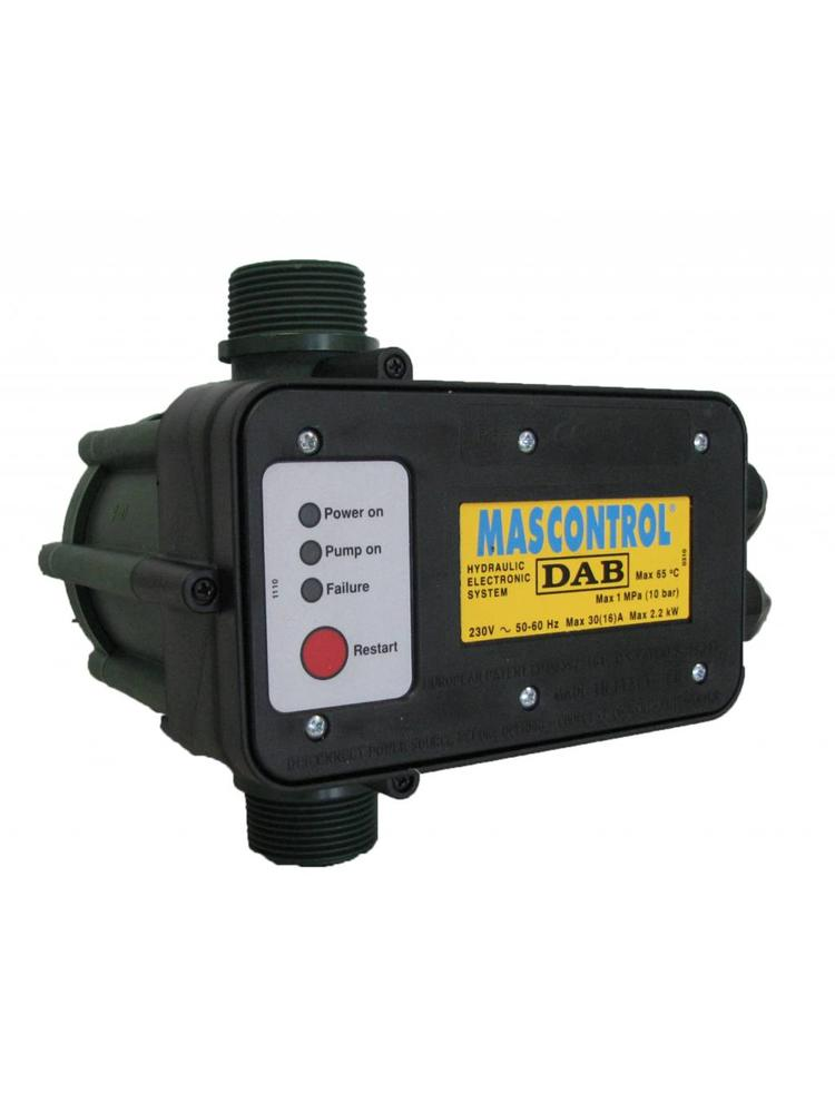 DAB pumps DAB pumps MASSCONTROL - Max. 2,2 kW/3 pk