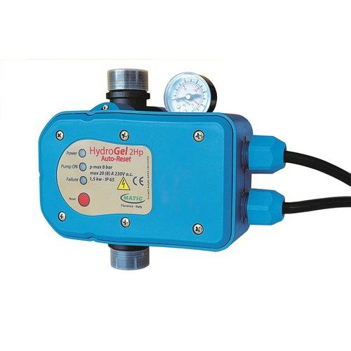 MATIC HydroGel 2HP IP65 presscontrol