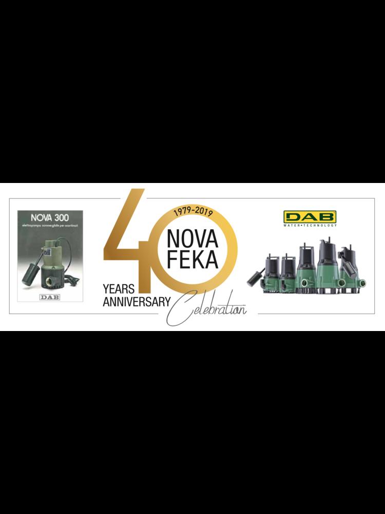 DAB pumps DAB FEKA 600 M A 40th - met vlotter
