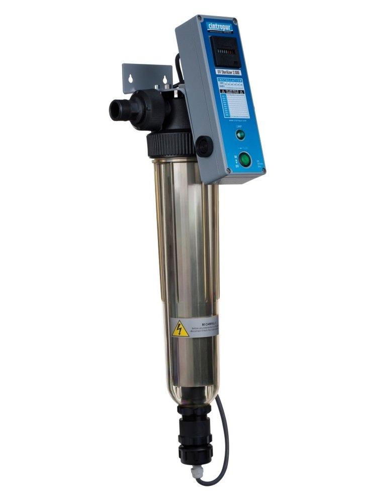 "Cintropur Cintropur 2000 UV - 1"" - Ultraviolet waterfilter"