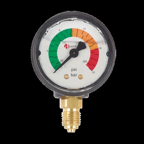 "Cintropur Mannometer 1/8"""
