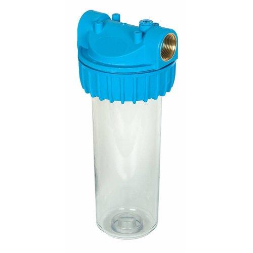 "Tecnoplastic 10"" Filterhuis Dolphin 1"""