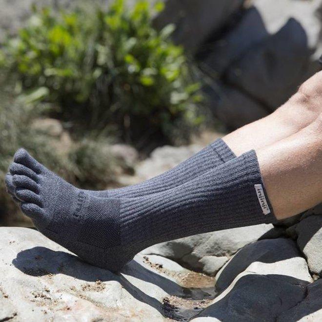 Trail Midweight Crew Xtralife - Granite