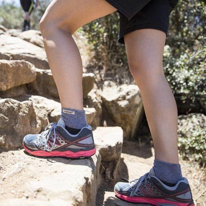 Trail Midweight Mini-Crew - Granite