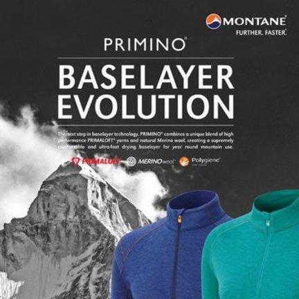 Montane Primino | Baselayer Revolution