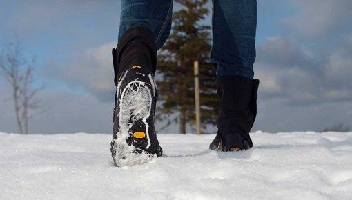 Ontdek de Vibram Furoshiki laarzen voor in de winter