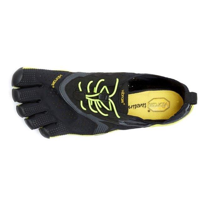 V-Run  - black/yellow - men