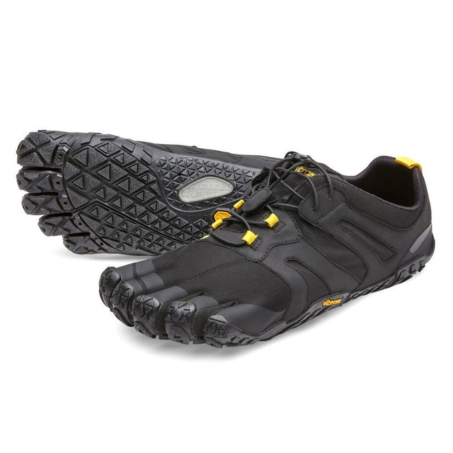 V-trail 2.0 - black/yellow - men