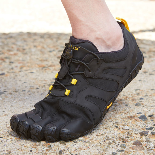 V-trail 2.0 - black/yellow - vrouwen