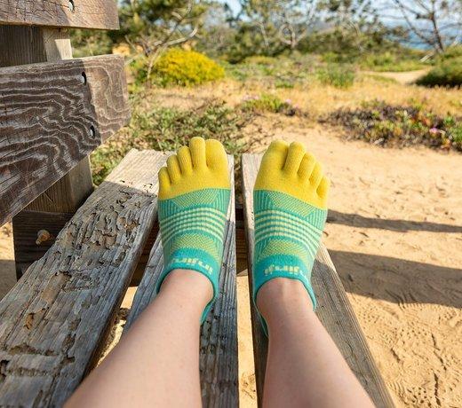 Chaussettes à 5 orteils