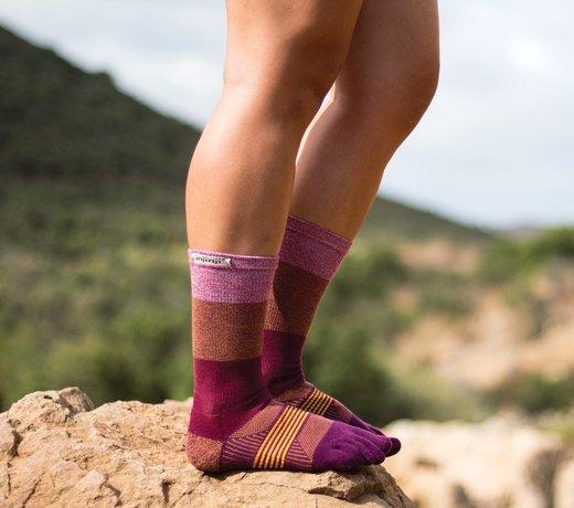 5 Conseils pour prolonger la durée de vie de vos chaussettes Injinji