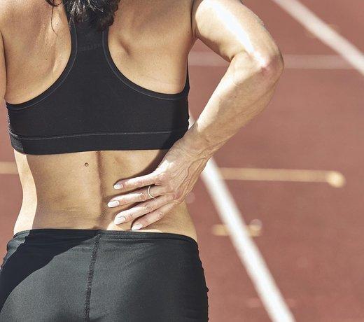 Syndrome de Piriformis: Exercices Blackroll