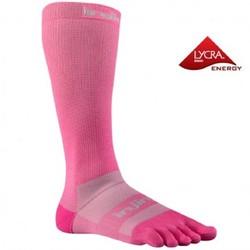 Compressiesok - roze