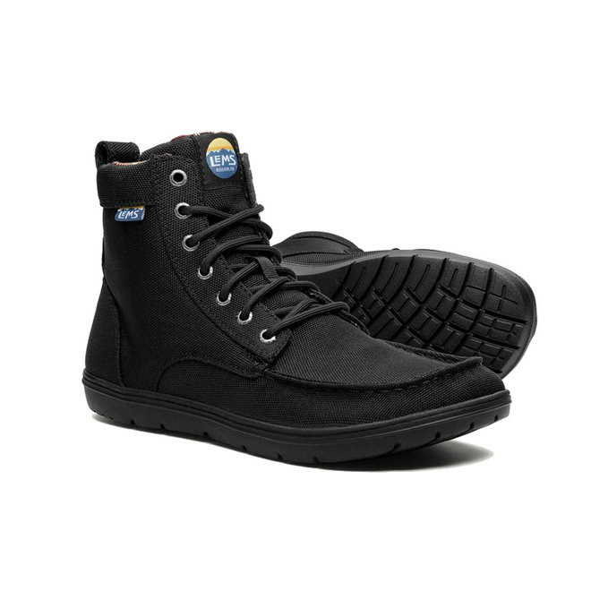 Boulder Boot Vegan - Black - Uniseks