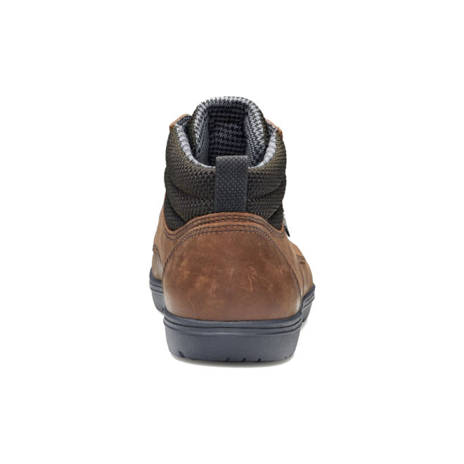 Boulder Boot Mid Leather - Umber - Uniseks