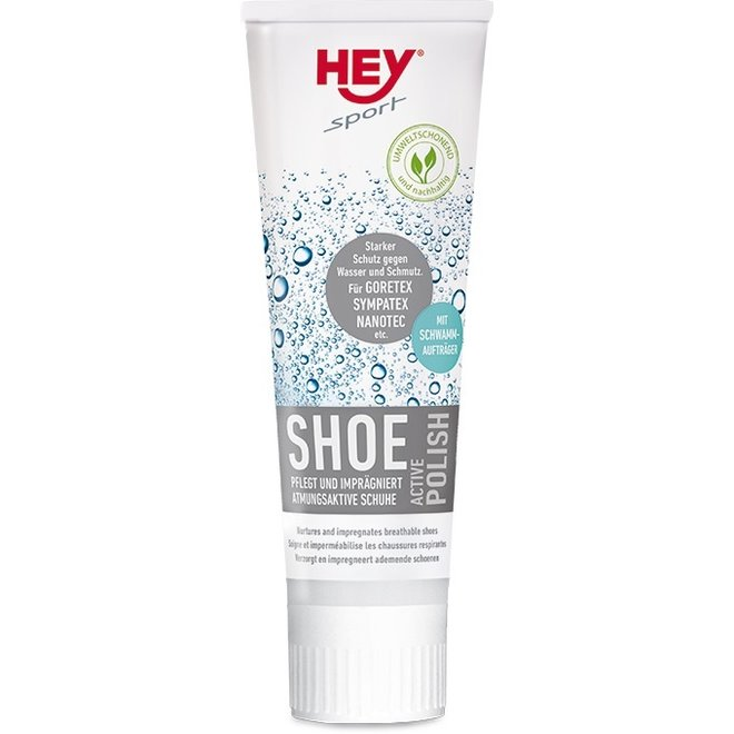 Active Shoe Polish - kleurloos