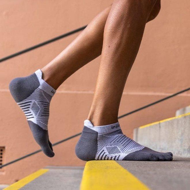 Run Lightweight No-Show  - Gray
