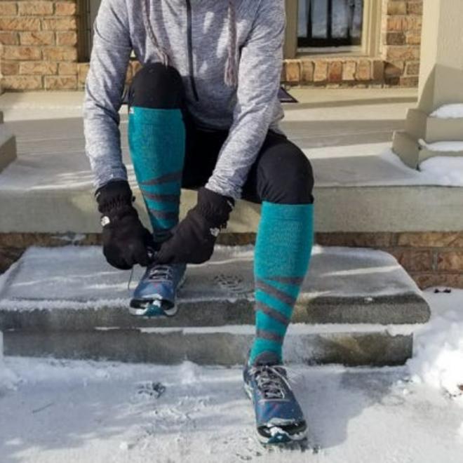 Snow Midweight OTC NuWool - Ice