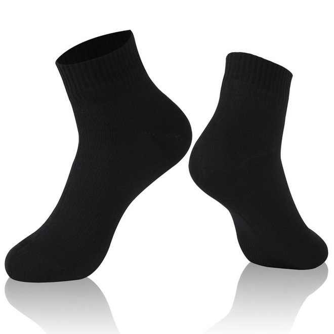 Chaussette imperméable - noire - cheville - RS85