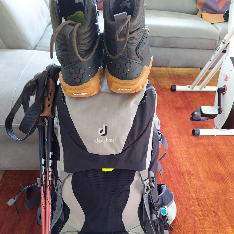 Vivobarefoot Tracker Forest ESC - 1 klaar voor vertrek