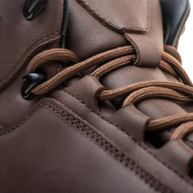 Ibex Brown Leather