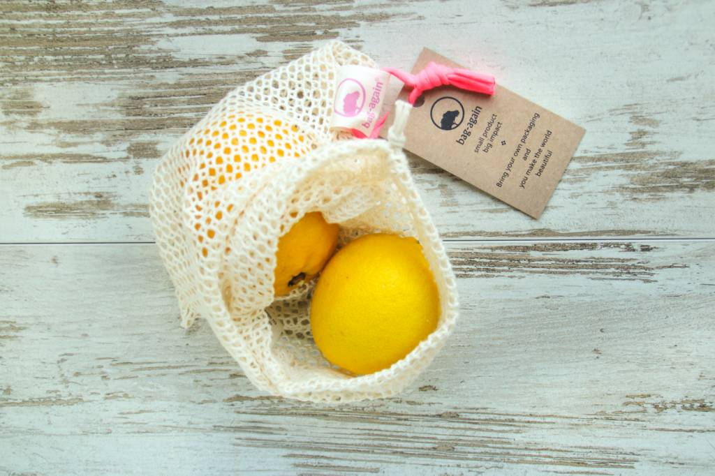 fruit & vegetable bag S 3x