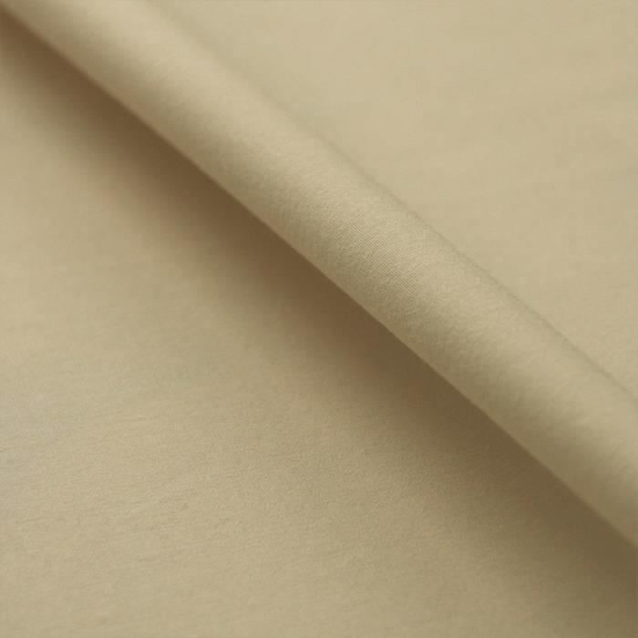 poplin of organic cotton, natural