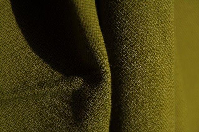 pique, green