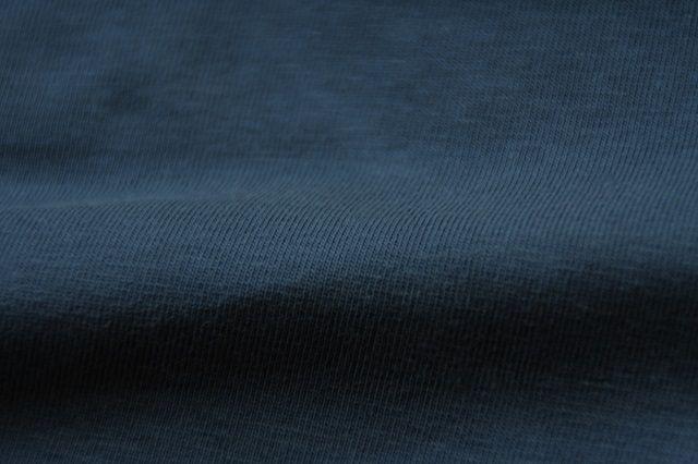 jersey stretch van biologische katoen, tidepool