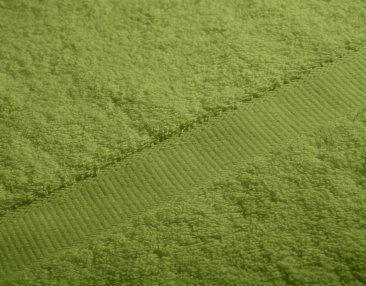 badtextiel pistachegroen