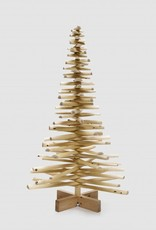 Houten kerstboom wilgenhout