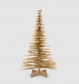 Houten kerstboom Europees kersen