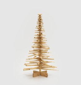 Houten kerstboom douglas