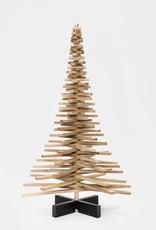 Houten kerstboom eiken