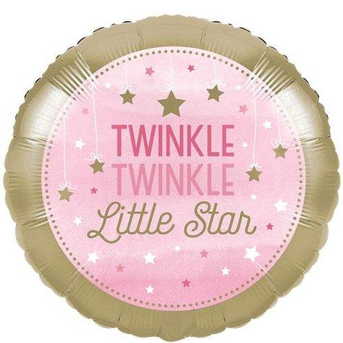 One little star: folie ballon