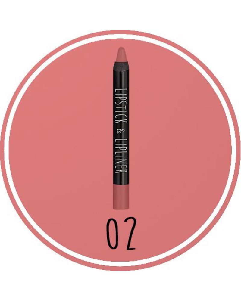 beebee Lipstick/ lipliner