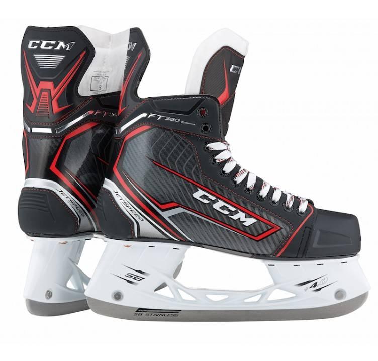 CCM Jetspeed FT360 Skates (SR)