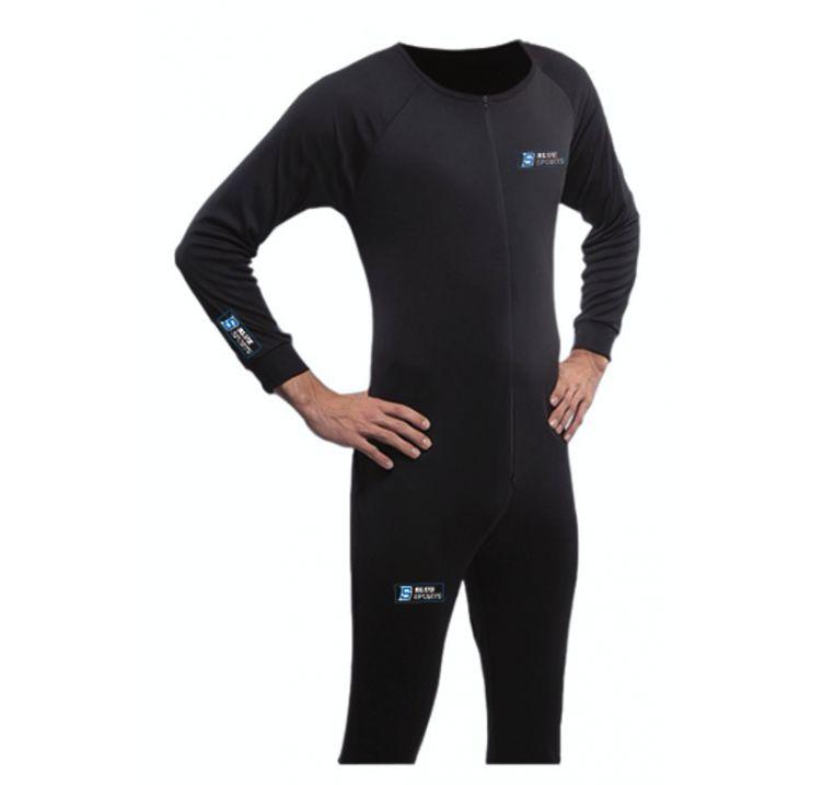 Blue Sports One Piece Underwear