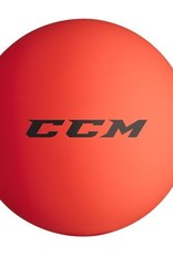 CCM Streethockey Ball Orange
