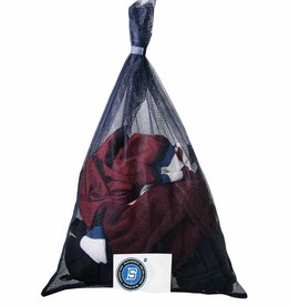 Blue Sports Laundry Bag