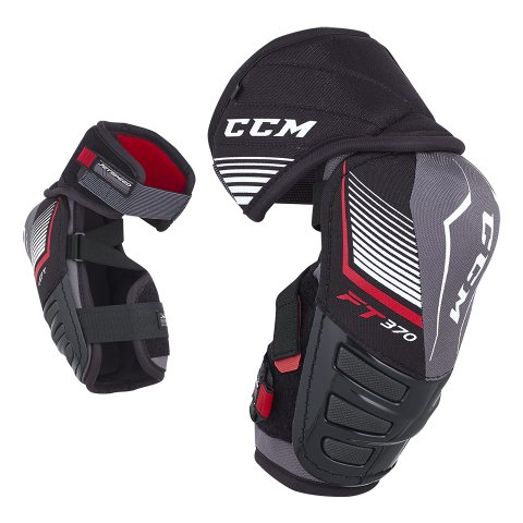 CCM Jetspeed FT370 Elbowpads (JR)