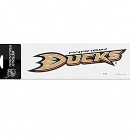 NHL Perfect Cut Decal Team (25x7,5cm)