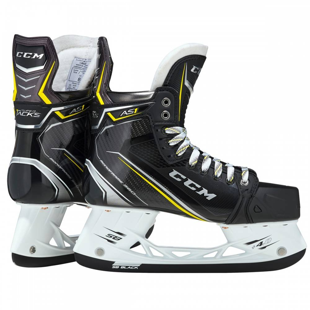 CCM Super Tacks AS1 Skates (YT)