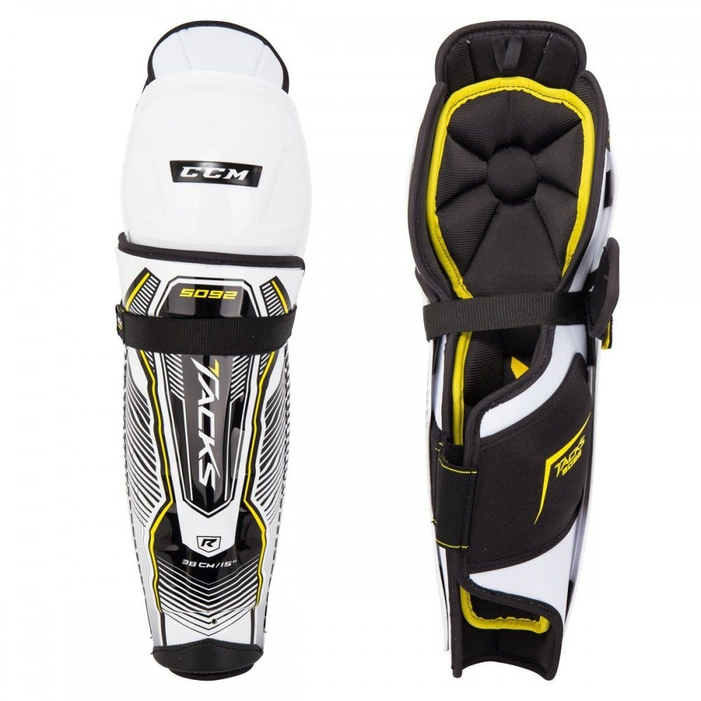 CCM Tacks 5092 Shin Guards (SR)