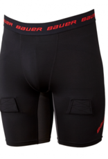 Bauer Premium Compression Jock Short (SR)